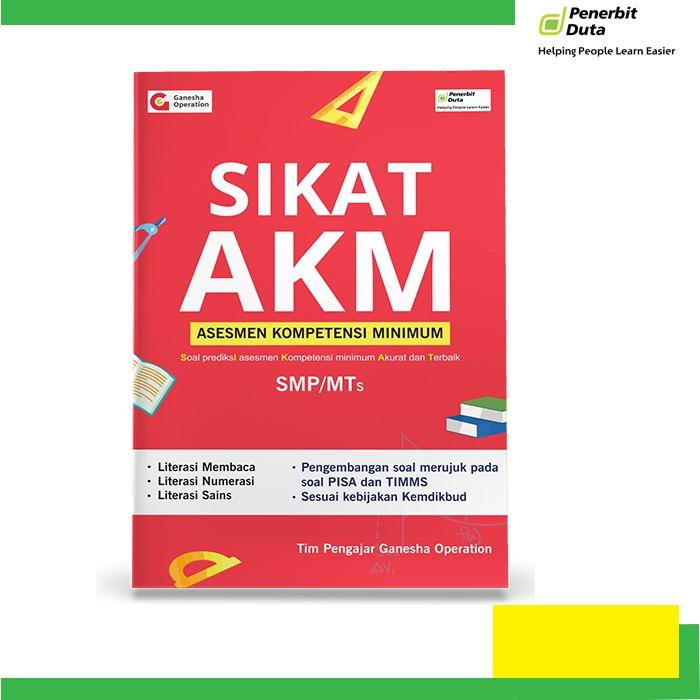 Buku Latihan Soal Ujian Terbaru Dan Terlaris Sikat Akm Smp Shopee Indonesia