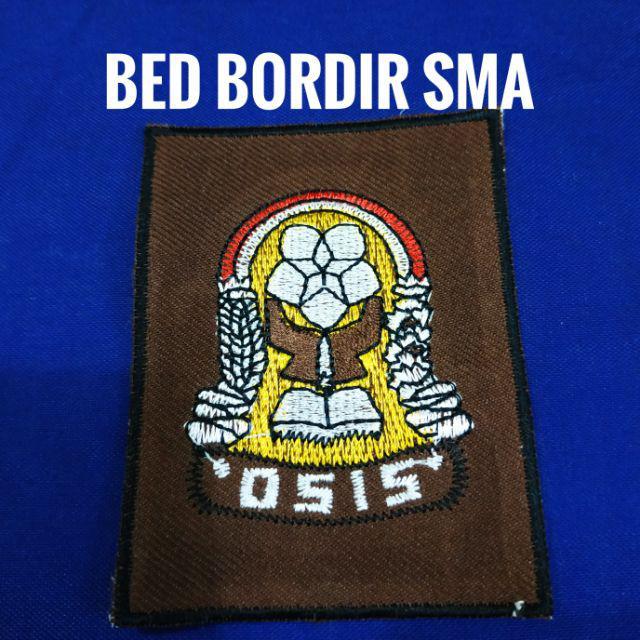 bet badge logo sd smp sma mi mts tut wuri handayani bordir shopee indonesia bet badge logo sd smp sma mi mts tut wuri handayani bordir