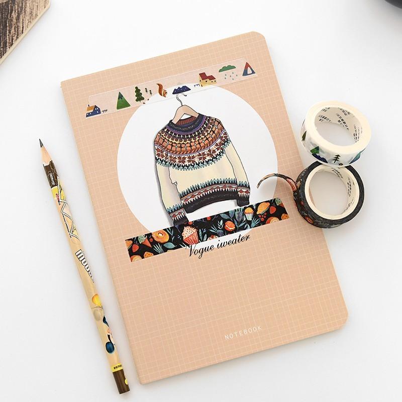 Catatan Kartun Lucu Stiker Ini Dapat Torn Kertas Catatan Tempel Notebook   Shopee Indonesia