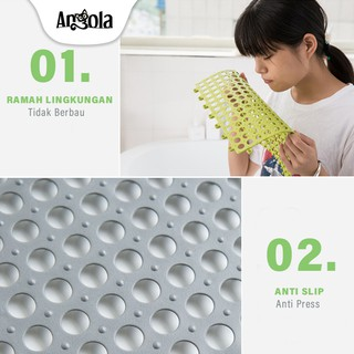 Anti-slip Mat Bathroom C25 Karpet Anti Slip Kamar Mandi ...