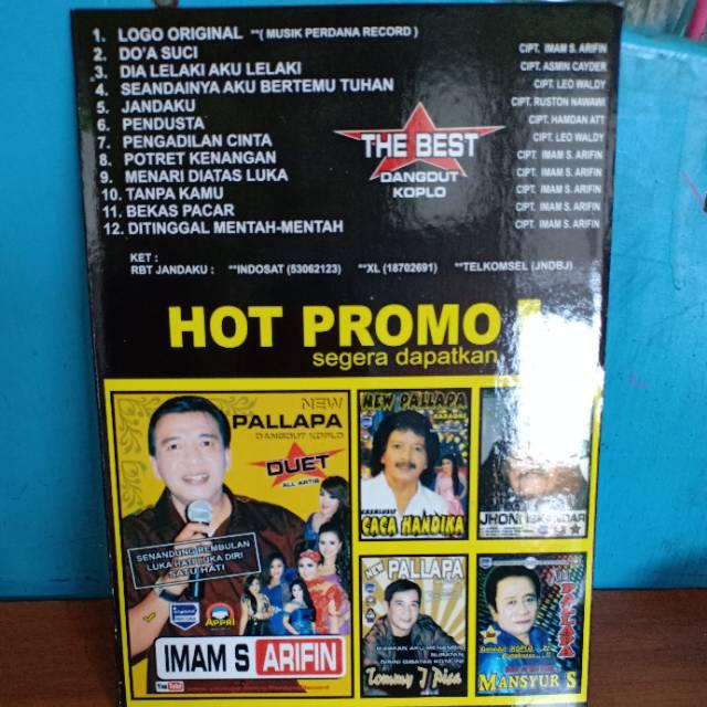 Vcd New Pallapa The Best Imam S Arifin Vol 2 Shopee Indonesia