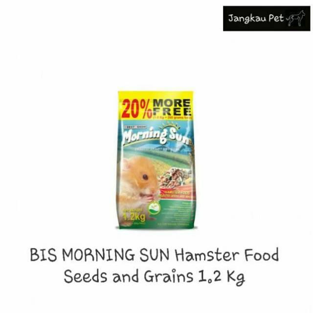 Makanan Hamster Gerbil HamsFood 1 kg hamster Food. Source · MAKANAN HAMSTER 800 GRAM /