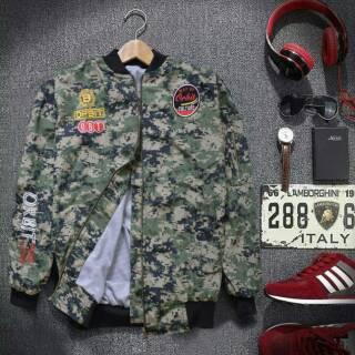 71+ Jaket Bomber Model Tentara HD Terbaik