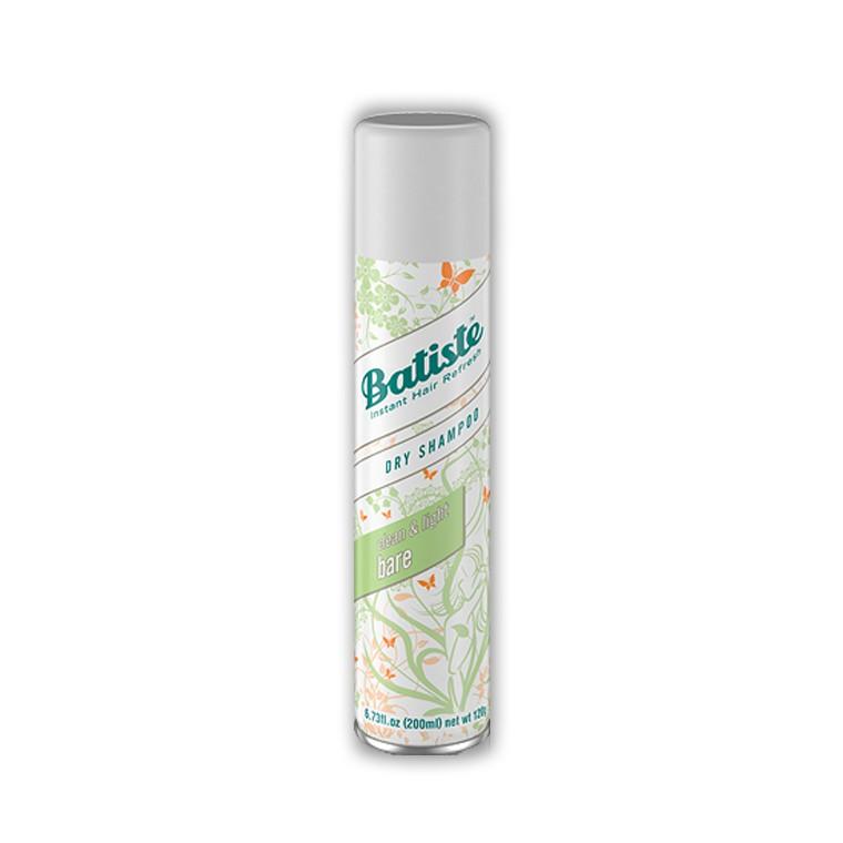Batiste Dry Shampoo 200ml Bare
