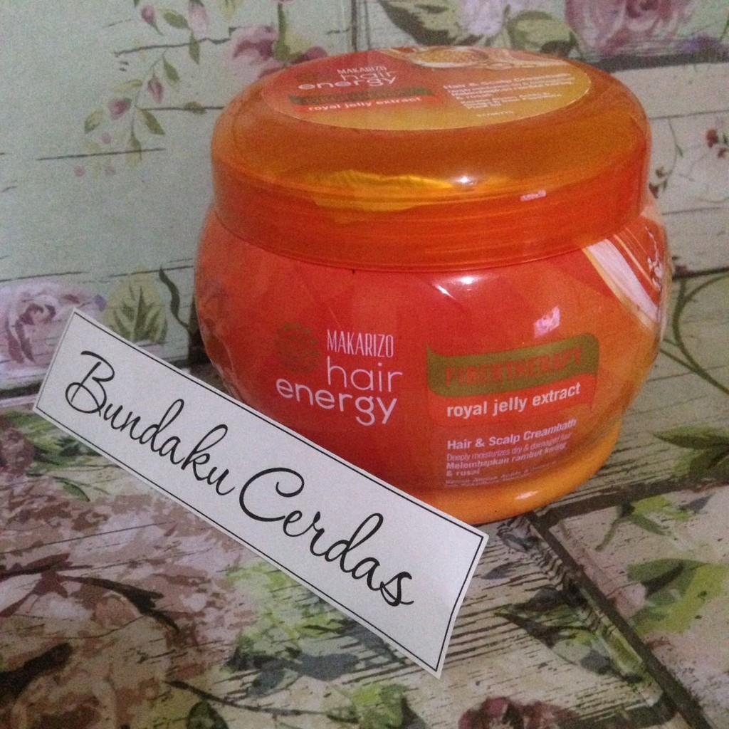 Makarizo Hair Energy Scentsation Parfum Rambut Scentsations White 100ml Fibertherapy Royal Jelly Extract 500 Gr Shopee Indonesia