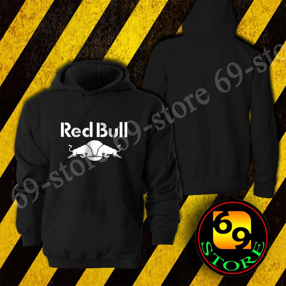 Sweater Red Bull Shopee Indonesia Jaket Redbull