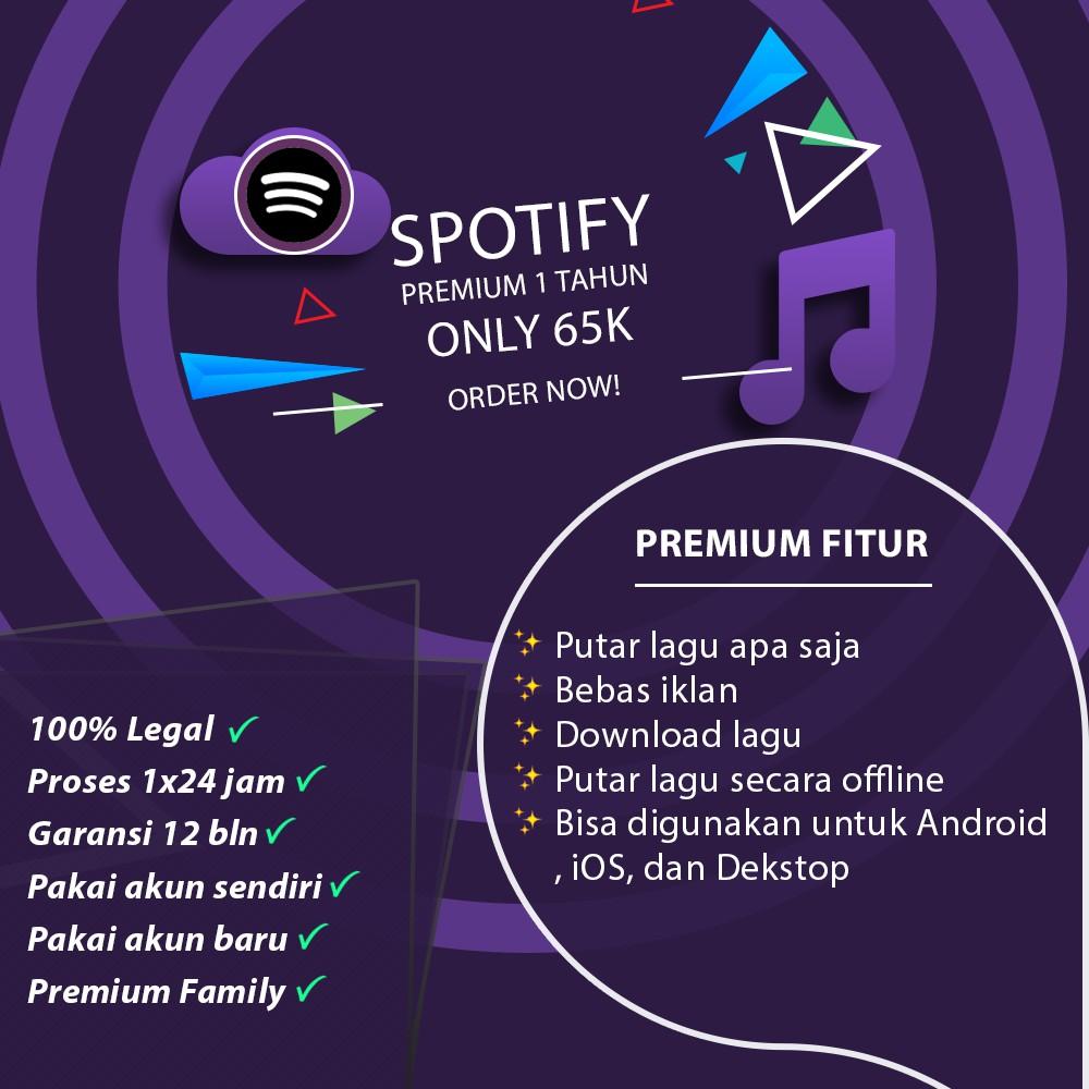 44+ Cara Perpanjang Spotify Premium mudah