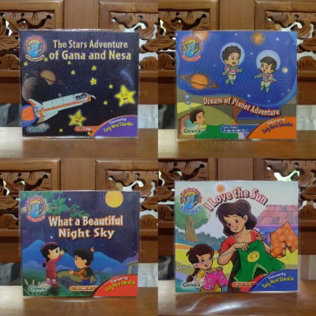 Paket Buku Let S Read Stories
