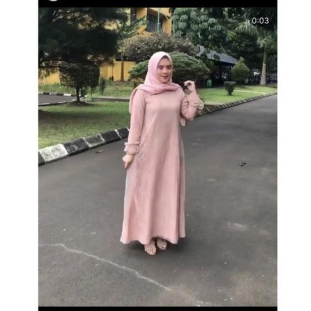 baju kondangan lace dress hijab ButikChlaris
