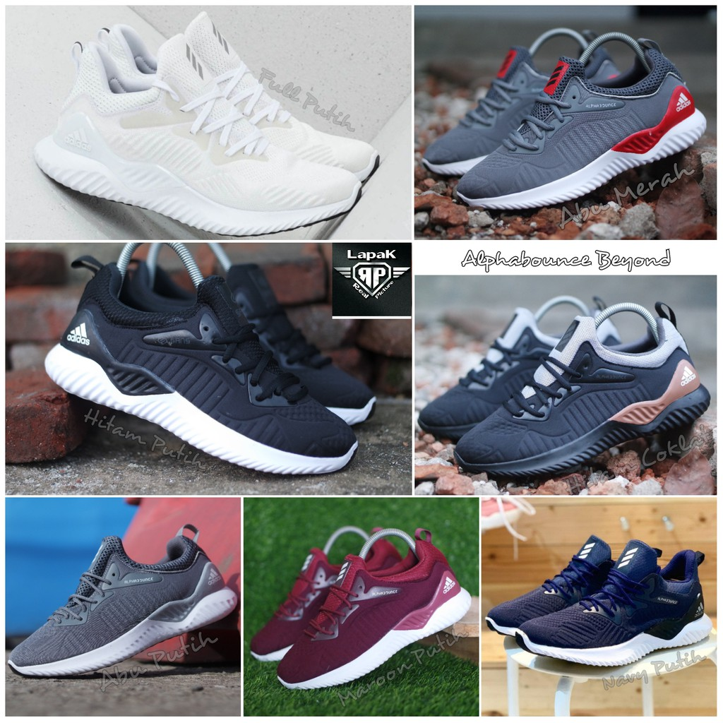 bec9c618a5557 SEPATU SNEAKERS ADIDAS ALPHABOUNCE BEYOND