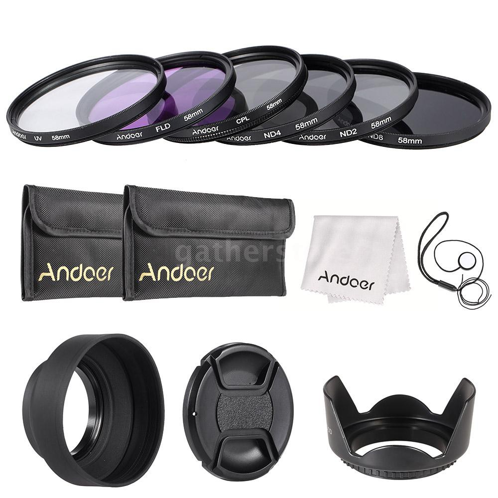 Reversible Camera Lens Hood HB-57 Replacement for Nikon DX 55-300mm F4.5-5.6G ED VR Zoom Lens on D500 D7500 D7200 D7100 D7000 D5600 D5500 D5300 D5200 D5100 D5000 D3500 D3400 D3300 D3200 D3100 D3000