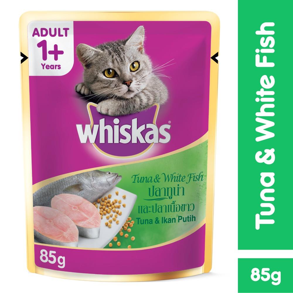 Whiskas Dry 1.2kg Makanan Kucing Kering rasa Grilled Saba | Shopee Indonesia