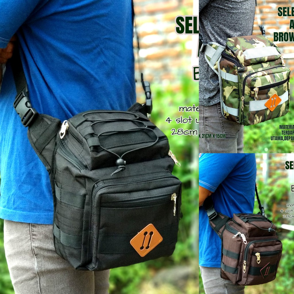 Tas Selempang pria tgb 7533 army | Shopee Indonesia -. Source · Respect Ranger Tas