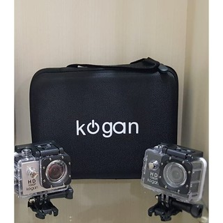 Kamera KOGAN Wifi 4K GO PRO WIFI With BAG