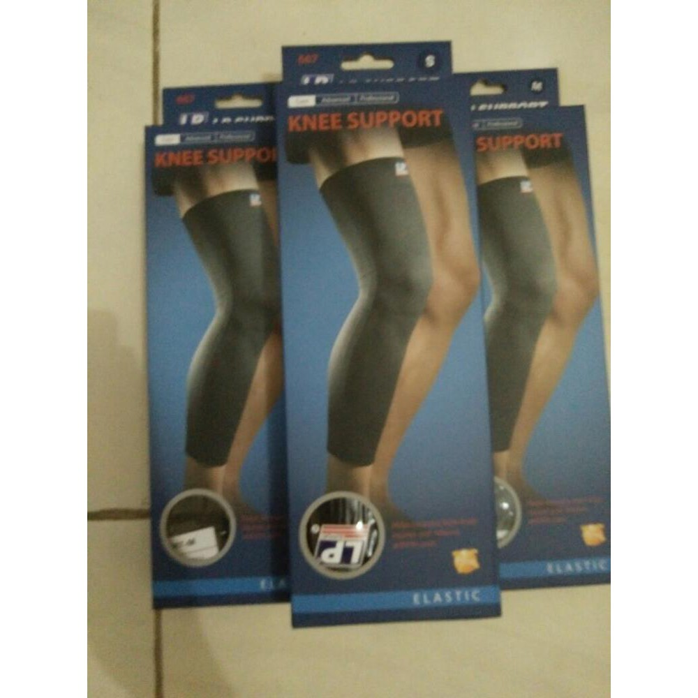 New Release Penyangga Lutut Deker Dekker Decker Elastic Knee Support Lp 951 Discount Shopee Indonesia