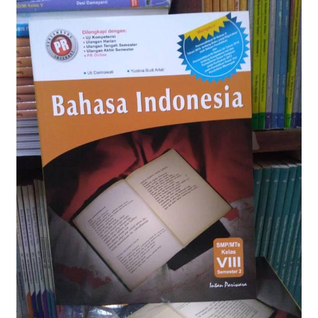 Uji Kompetensi Lks Bahasa Indonesia Kelas 8 Semester 2 Ilmusosial Id