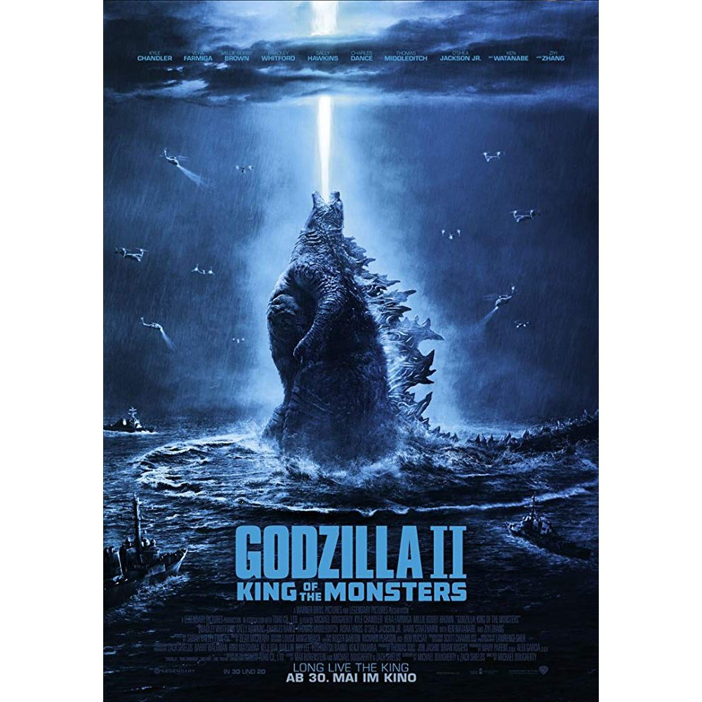 Godzilla King Of The Monsters 2019 Shopee Indonesia