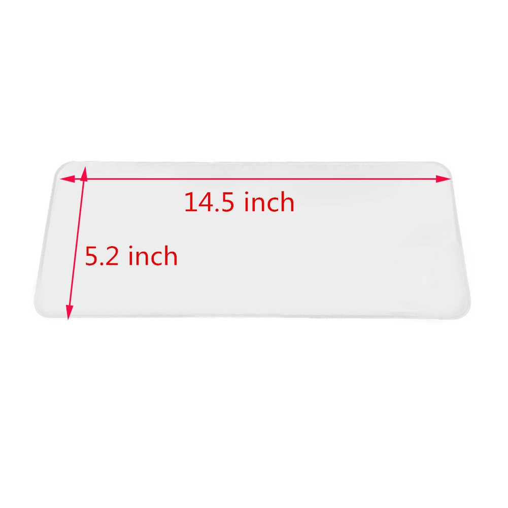10.0/12.0/14.0/15.0 inch Universal Silicone Keyboard Protector cover for laptop-15