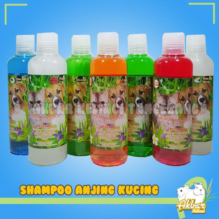 Shampo Shampoo Kucing Anjing 250 ml Hpj Sampo HPJ Shampo Cat & Dog
