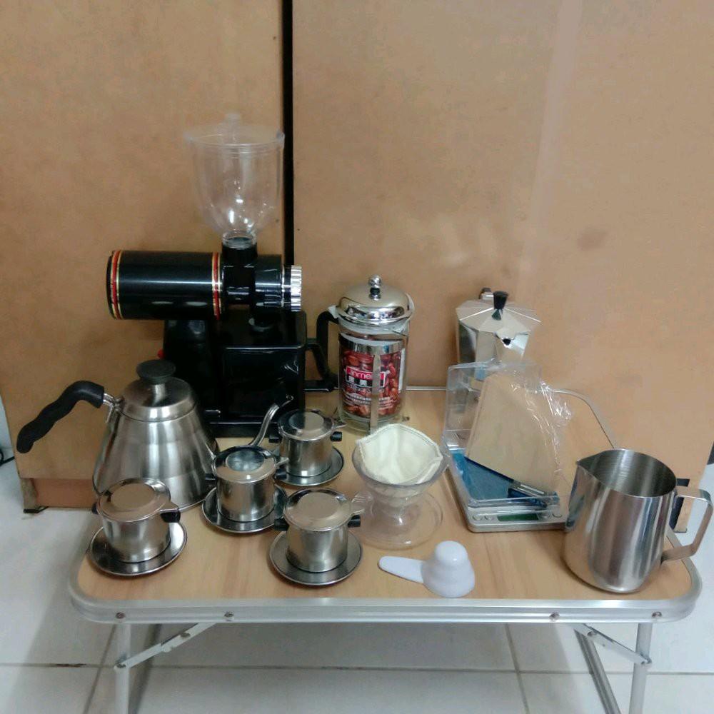Jual Paket Alat Kopi Mini Cafe Coffee Shop Sederhana Alat Kopi Cafe Shopee Indonesia Jual peralatan coffee shop