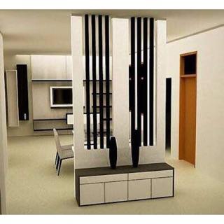 Partisi Ruangansekat Ruangan Di Tengah Ruangan Minimalis