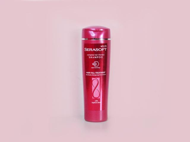Serasoft Shampoo Hair Fall Treatment 170Ml-2