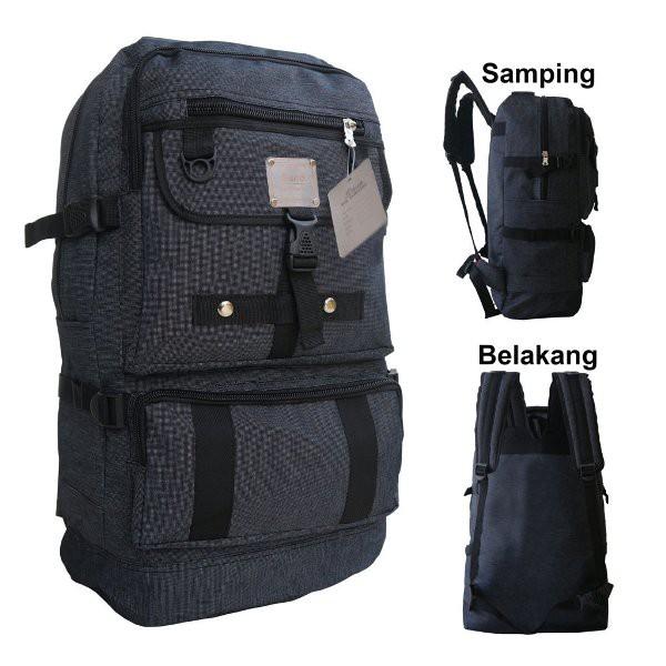 TAS SEKOLAH HIKING LAPTOP RANSEL PUNGGUNG BACKPACK RAINDOZ 513 RMB 015 | Shopee Indonesia