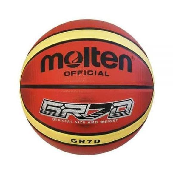 Bess Seller bola basket outdoor>> BOLA BASKET MOLTEN GR7D BolaBasketTermurah