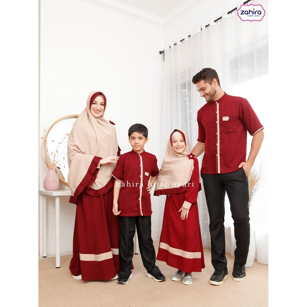 Dress Terbaru  Dress Muslimah Gamis Anak Arsyila