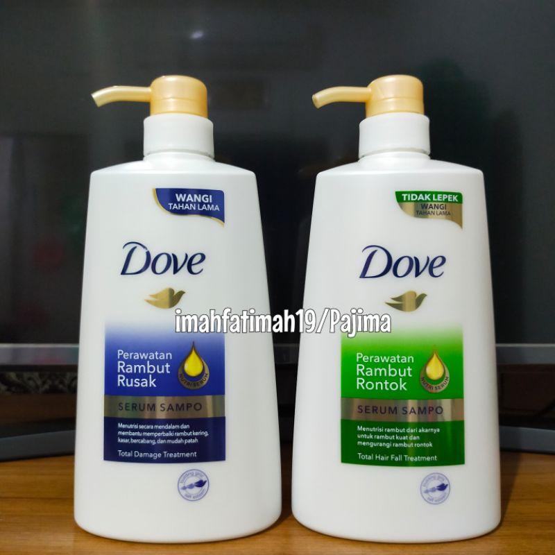 Dove Shampo Total Damage/HairFall Treatment 680ml