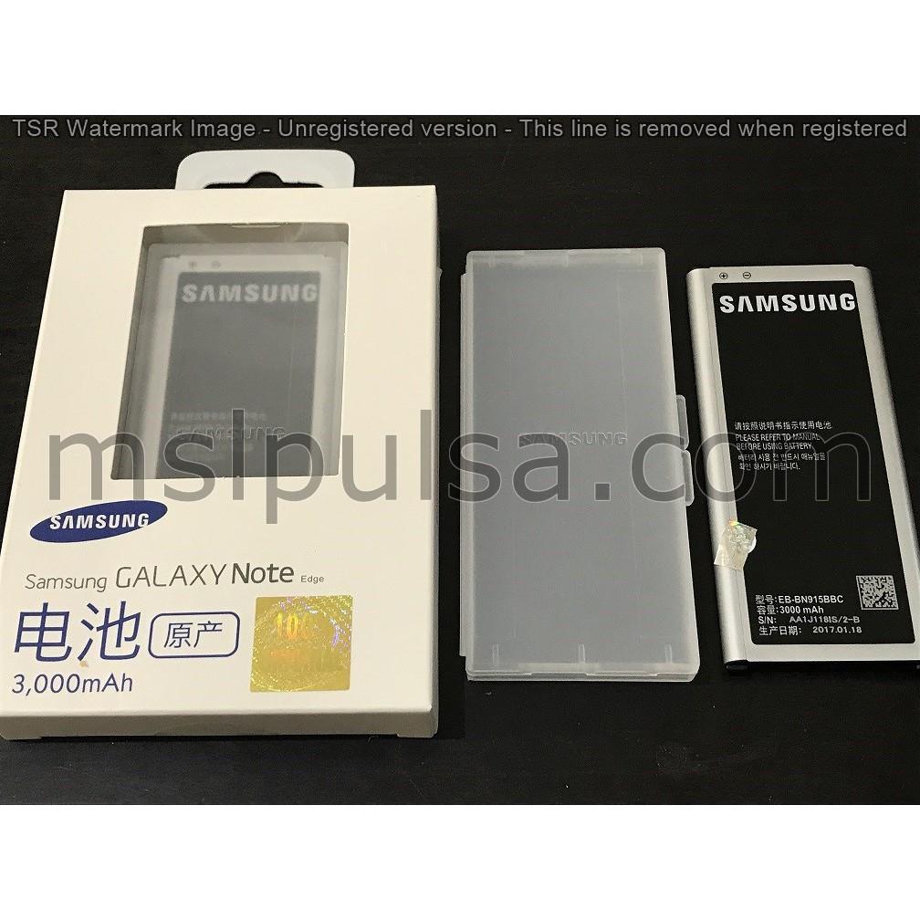 Samsung Baterai Original Galaxy Note Edge N915 3 000mah Spec Dan 100