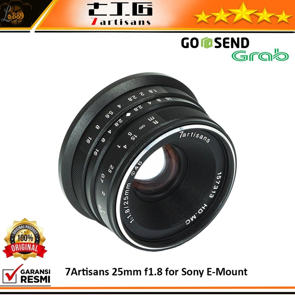 7artisans 35mm F1.4 Full Frame Manual Focus Lens for Sony E Mount ...