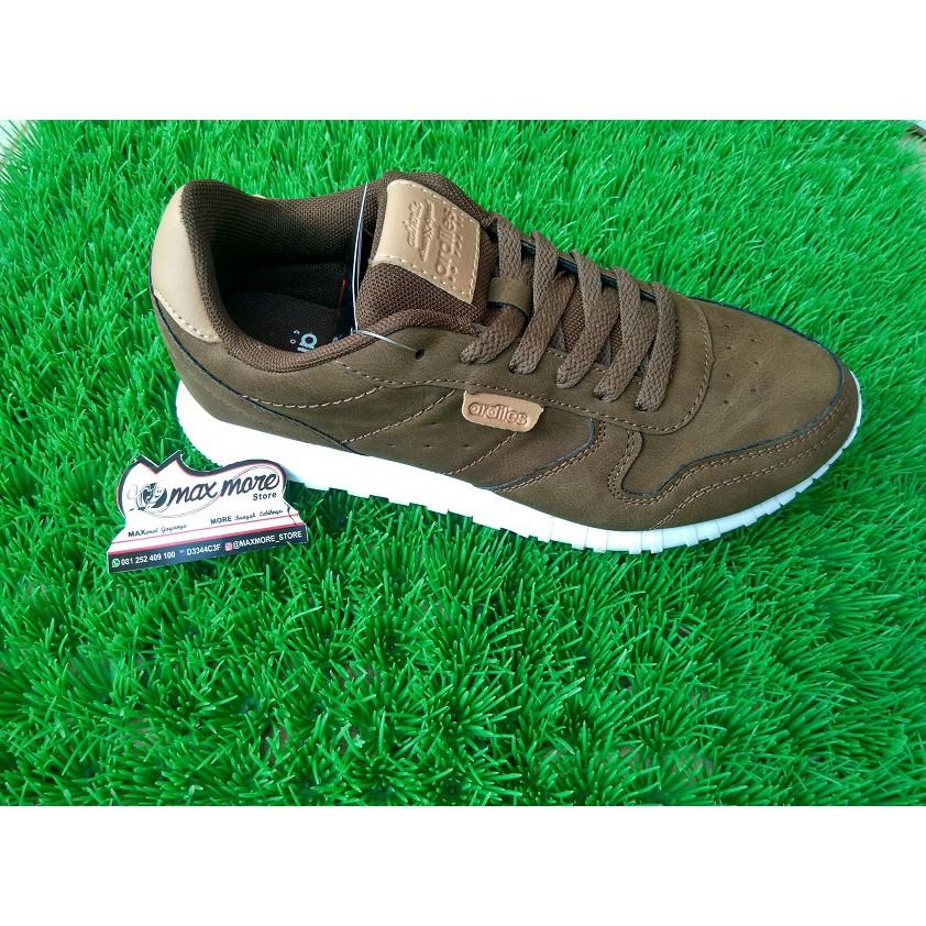 Sepatu Wanita - sepatu olahraga - Ardiles wcg heracles - Coklat - sepatu murah | Shopee