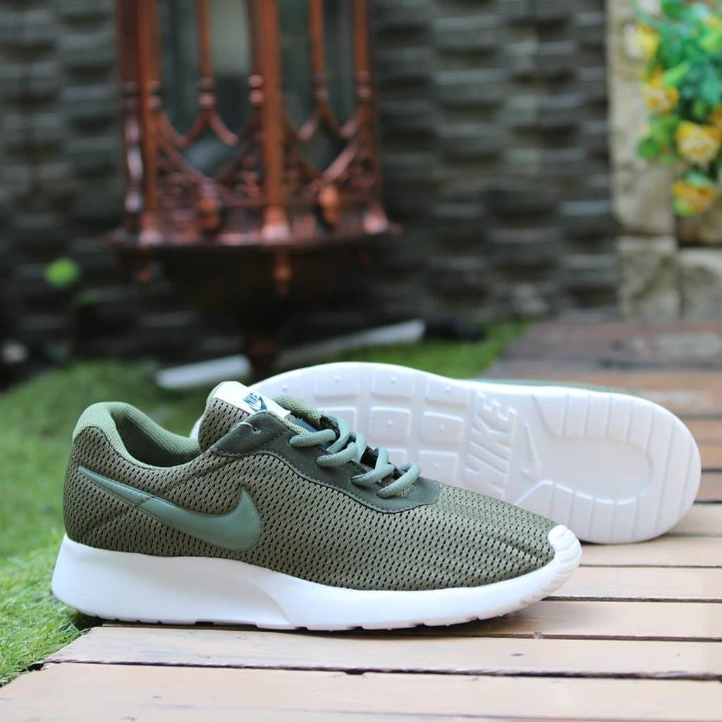 sepatu sneakers pria nike tanjun premium import quality