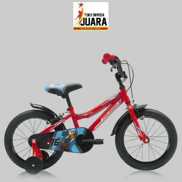 Sepeda Gunung Anak Anak - Arena Modifikasi