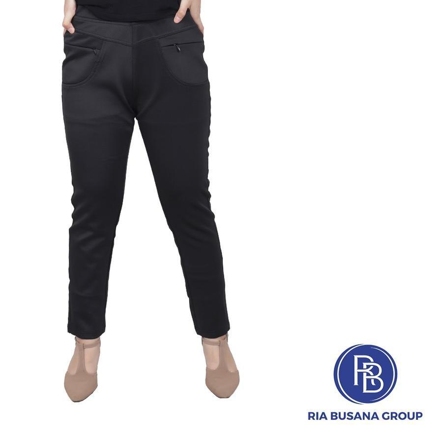 << Terbatas >> Ria Busana - W2000 Celana Panjang Wanita Art.B-1001 ⋆