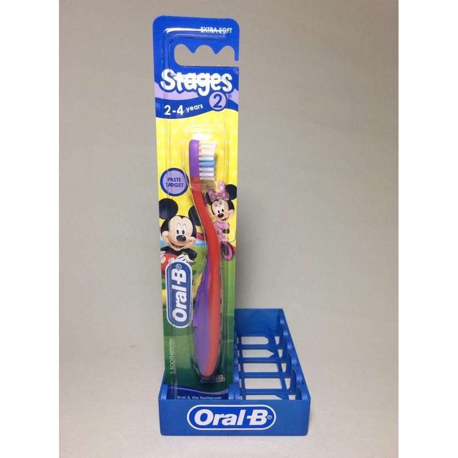 Flash Sale Oral B Sensi Ultra Thin Electric Toothbrush Heads Kepala Pro Health Disney Battery Sikat Gigi Elektrik Shopee Indonesia