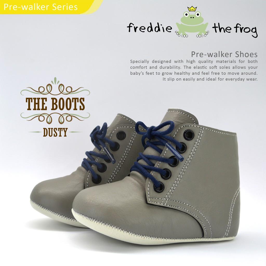 Sepatu Bayi Baby Shoes Prewalker Balet Perempuan Tamagoo Paris Gwen Grey Prew 9 12 Bulan Series Murah Shopee Indonesia