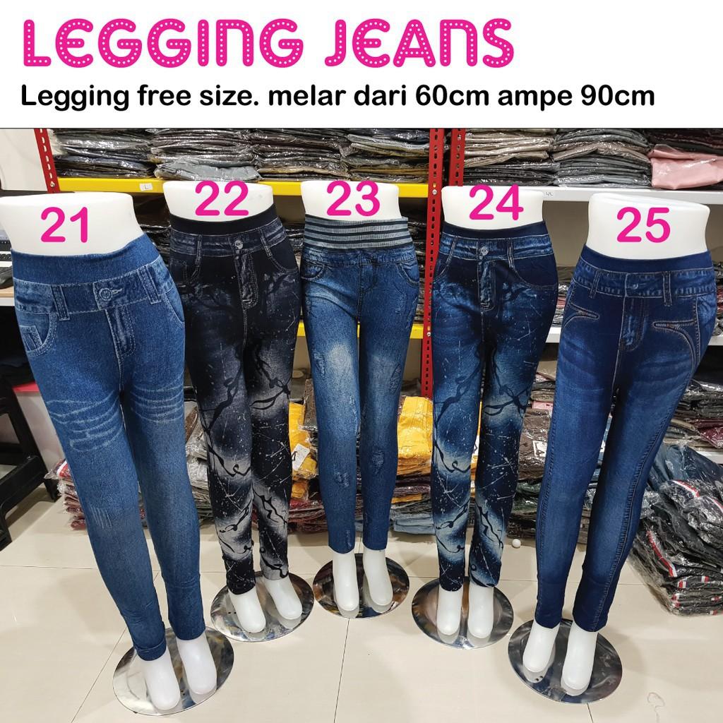 Celana Levis Pria Wanita Original Celana Legging Wanita Panjang Leging Jeans Wanita Legging Shopee Indonesia