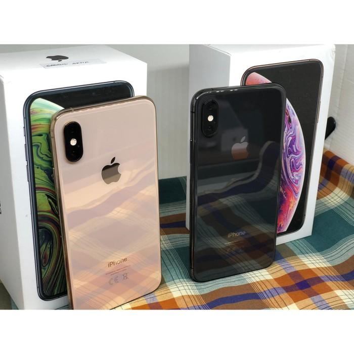 Iphone xs 256gb second original perfect