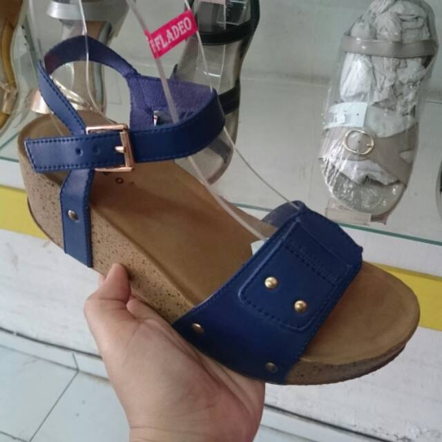 sandal wedges fladeo  046f67f687