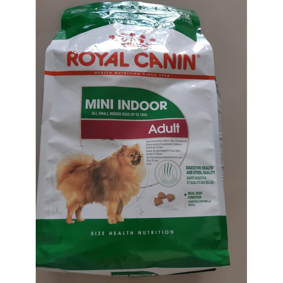 Baru Dog Food Royal Canin Indoor Life Adult 3 Kg Makanan Anjing Barang Kualitas Terbaik Shopee Indonesia