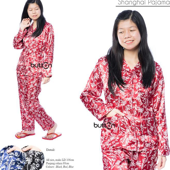 import+wanita+baju+tidur+piyama - Temukan Harga dan Penawaran Online Terbaik