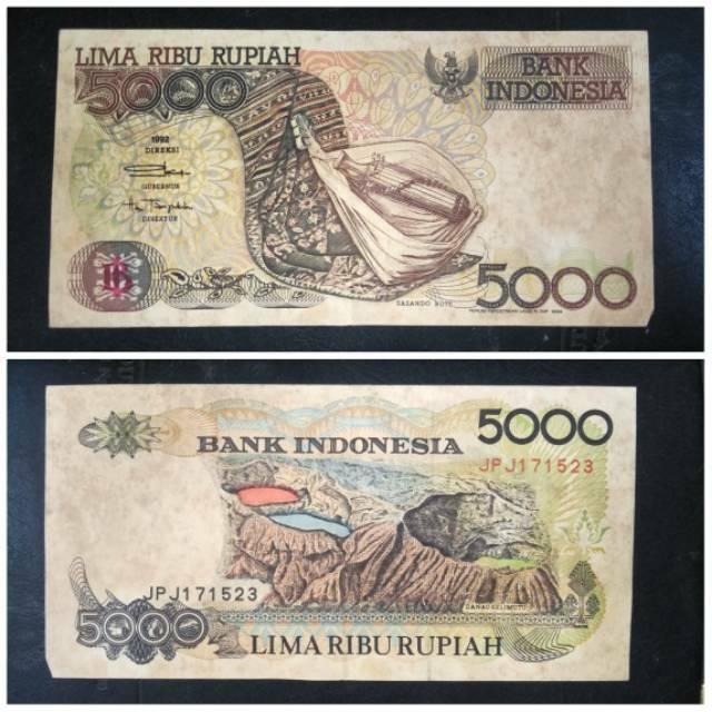 Uang Kuno Asli / Uang Lama Asli / Kolektor Uang Kuno