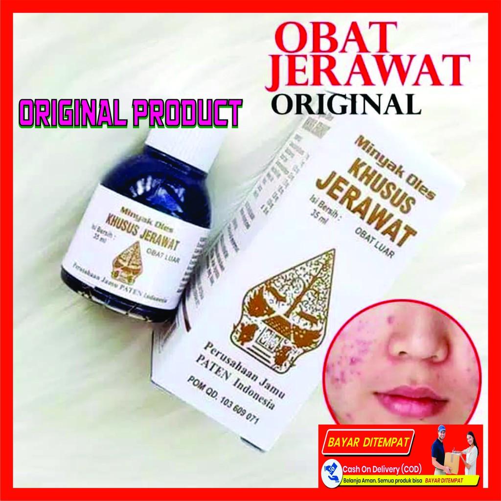 Obat jerawat obat oles jerawat wayang | Shopee Indonesia