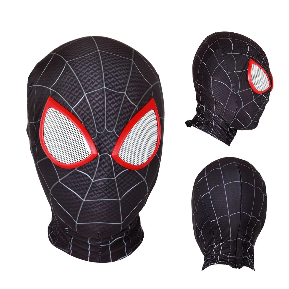 Spiderman headgear mask Iron Spiderman Homecoming Amazing Superhero cosplay mask