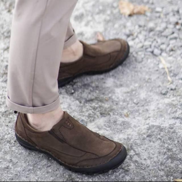 Jim Joker Haper 73 Sepatu Kulit Asli Casual Pria Shopee Indonesia
