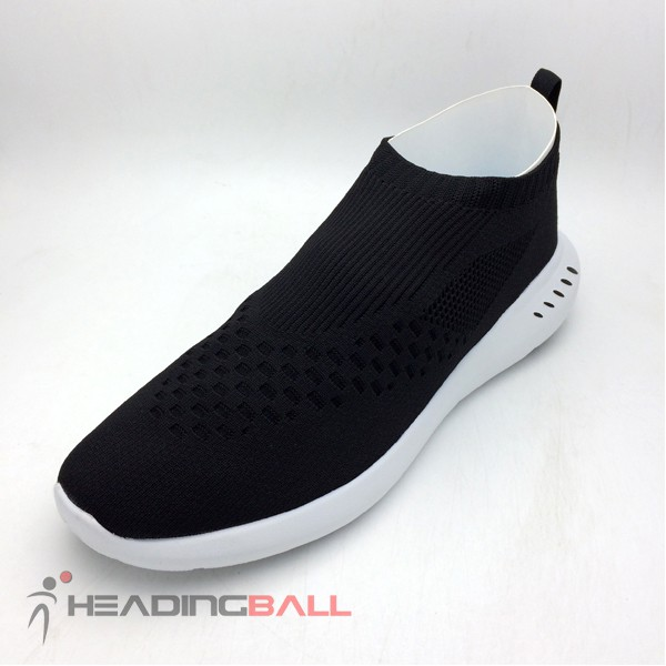 Sepatu Casual Piero Vision Prime Black White P20580 Original BNIB 41b91b4e78