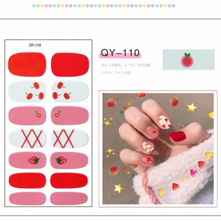 14Pcs Set Stiker Nail Art Manik Berlian Imitasi 3D Transparan qy110 111 thumbnail