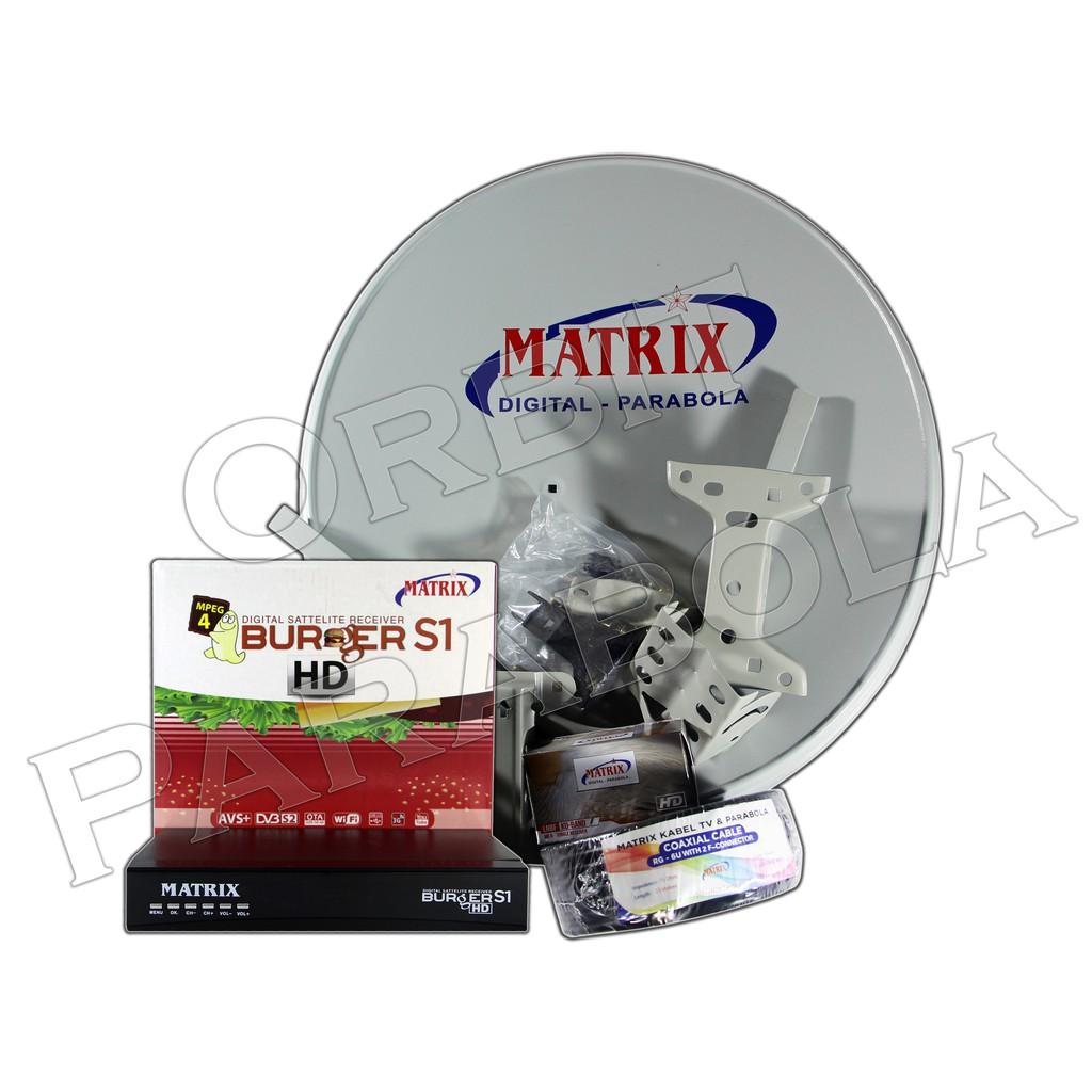 Receiver Matrix Sinema Mpeg4 Hd Shopee Indonesia Pvr Mpeg 4 Free Channel Premium Selamanya Lifetime Support Power Vu Tadberg Bisskey Ccamd Youtuber